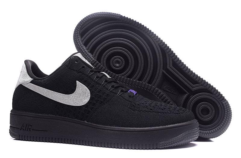 air force 1 flyknit noir et argente femme,Nike Air Force 1 Flyknit Nike Air Force Homme Nike Air Force One