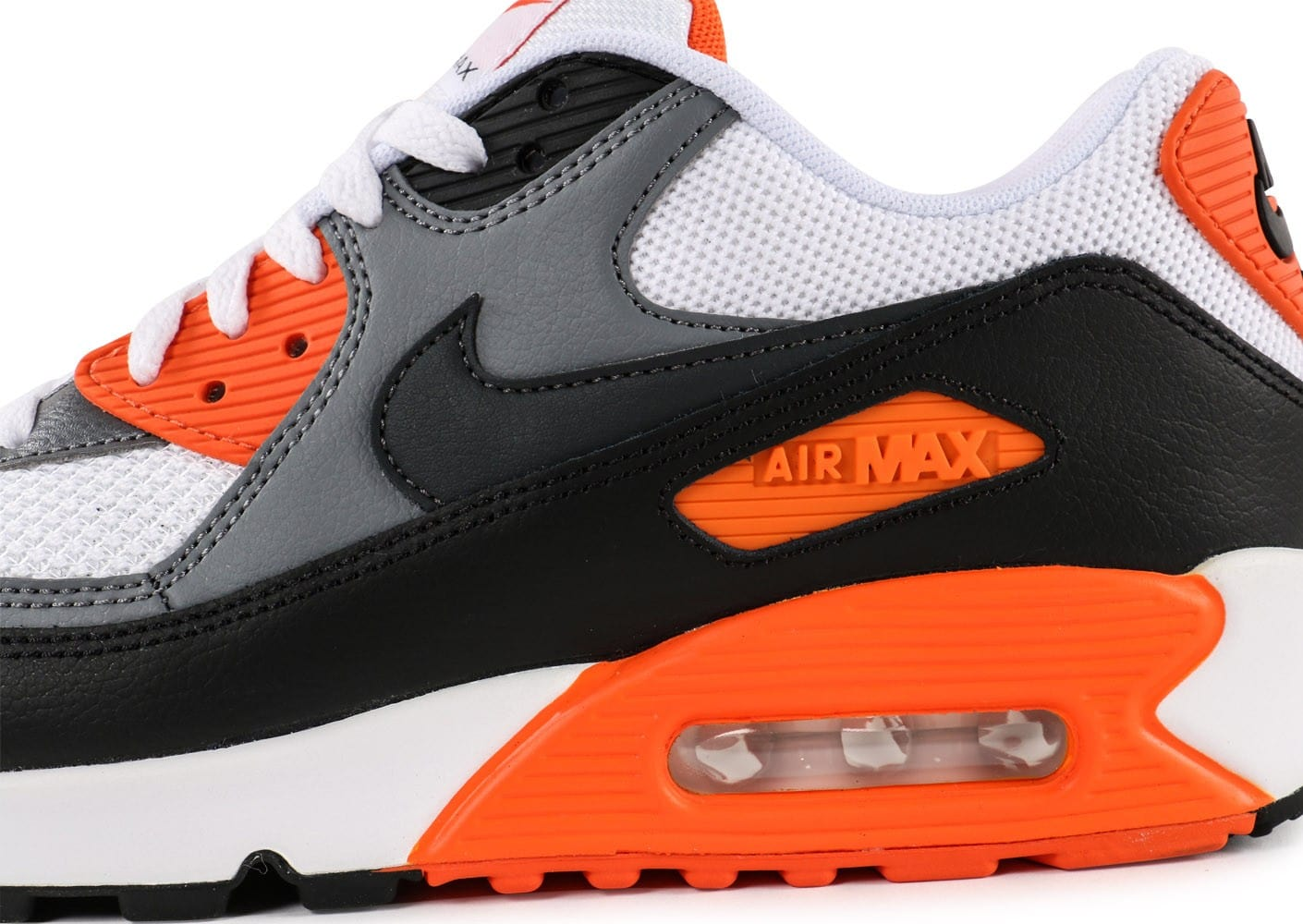 nike air max 90 grise et orange