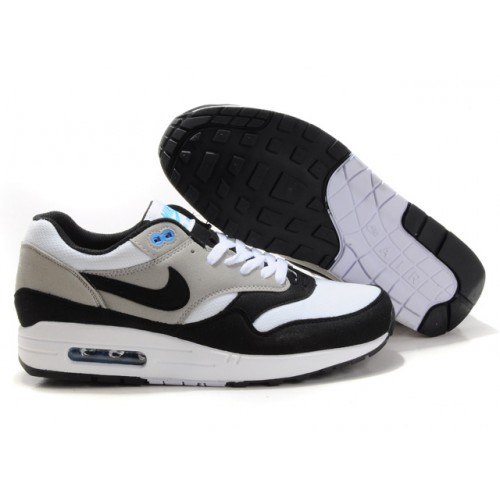 air max one pas chere soldes luxe,Basket Haute Nike Authentique Homme Blanc Air Max 1 Basket Nike