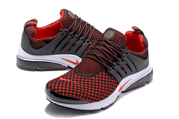 nike air presto rouge homme