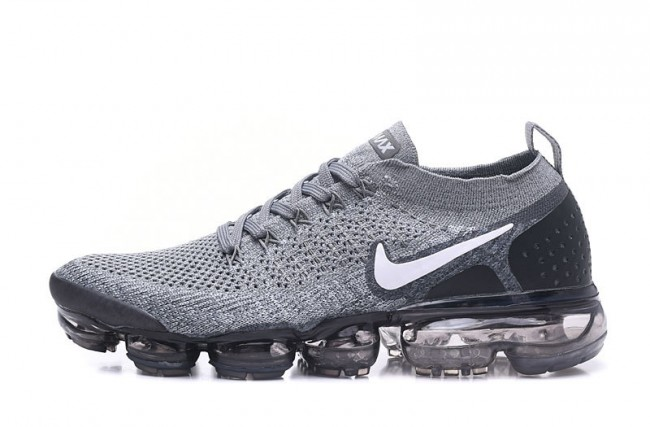 air vapormax flyknit gris homme,Homme Nike Air Vapormax Flyknit 2.0 Gris
