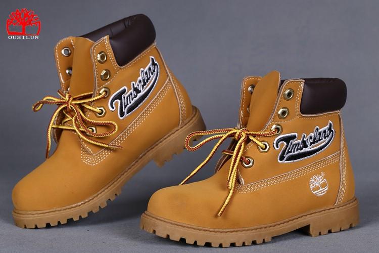chaussure enfant timberland garcon