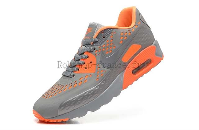 femme air max 90 ultra gris et orange,nike Air Max 90 Ultra Blanche Et Gris Et Orange Femme