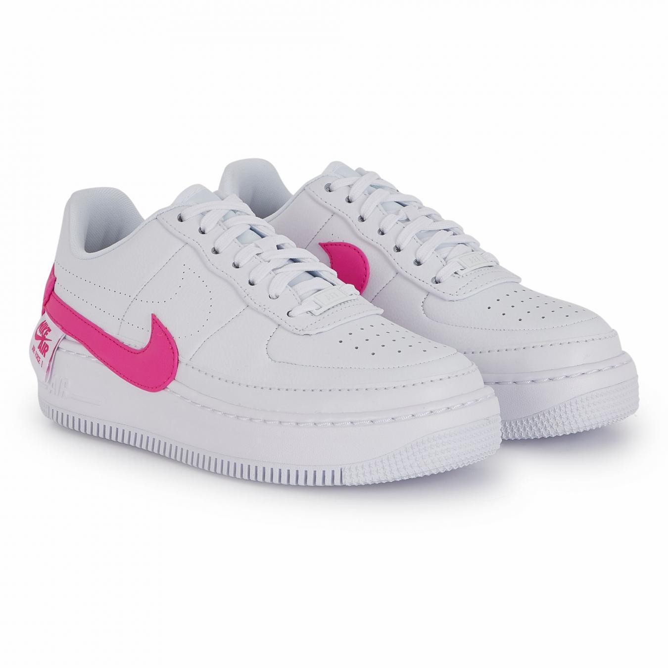basket nike sneakers femme rose