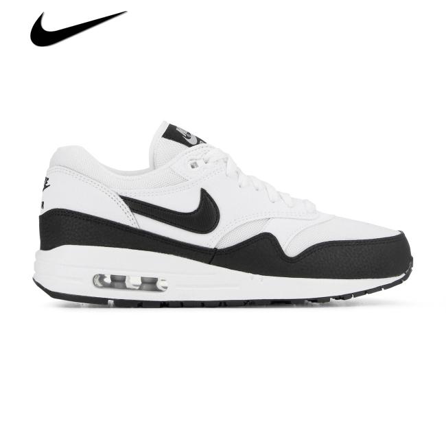 nike air max 1 essential homme,Nike Air Max1 Essential Blanche Chaussures Baskets homme Chausport