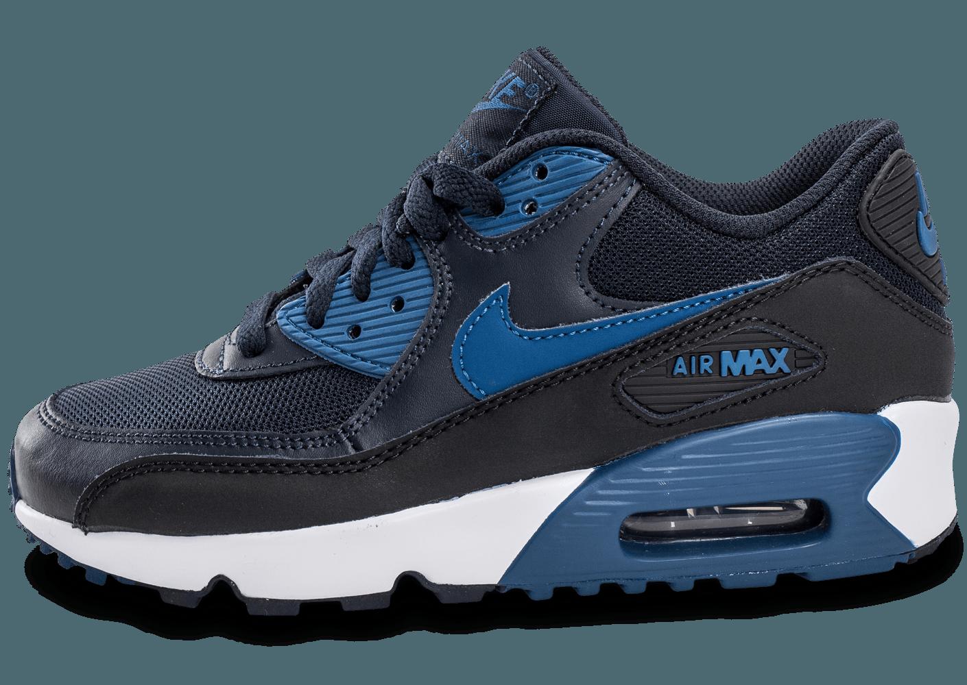 air max 90 mesh gris