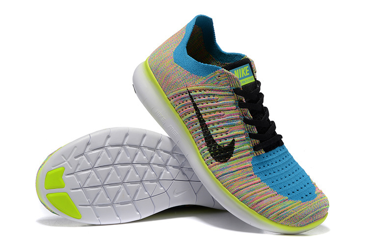 nike free rn flyknit 2018 chaussures de running homme