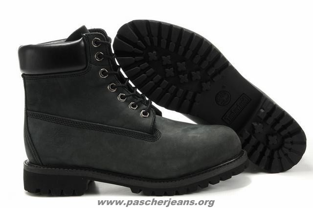 timberland 6inch homme noire
